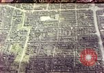 Image of aerial view Kyoto Japan, 1946, second 1 stock footage video 65675060766