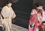Image of Japanese people Tokyo Japan, 1946, second 8 stock footage video 65675060769