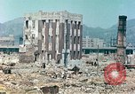 Image of ruins of city Kobe Japan, 1946, second 4 stock footage video 65675060772
