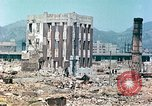 Image of ruins of city Kobe Japan, 1946, second 9 stock footage video 65675060772