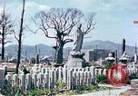 Image of ruins of city Kobe Japan, 1946, second 4 stock footage video 65675060773