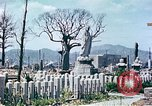 Image of ruins of city Kobe Japan, 1946, second 5 stock footage video 65675060773