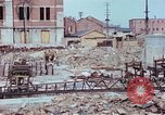 Image of damaged buildings Kobe Japan, 1946, second 8 stock footage video 65675060778