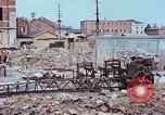 Image of damaged buildings Kobe Japan, 1946, second 11 stock footage video 65675060778