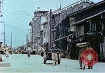 Image of damaged buildings Kobe Japan, 1946, second 3 stock footage video 65675060779
