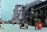Image of damaged buildings Kobe Japan, 1946, second 4 stock footage video 65675060779