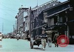 Image of damaged buildings Kobe Japan, 1946, second 6 stock footage video 65675060779
