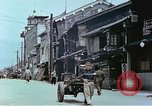 Image of damaged buildings Kobe Japan, 1946, second 7 stock footage video 65675060779