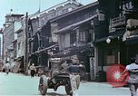 Image of damaged buildings Kobe Japan, 1946, second 8 stock footage video 65675060779
