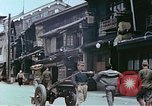Image of damaged buildings Kobe Japan, 1946, second 9 stock footage video 65675060779