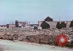 Image of damaged buildings Kobe Japan, 1946, second 5 stock footage video 65675060780