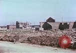 Image of damaged buildings Kobe Japan, 1946, second 6 stock footage video 65675060780