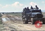 Image of 1st Division soldiers Africa, 1942, second 11 stock footage video 65675060787
