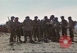 Image of 1st Division soldiers Africa, 1942, second 3 stock footage video 65675060788