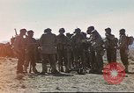 Image of 1st Division soldiers Africa, 1942, second 5 stock footage video 65675060788