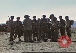 Image of 1st Division soldiers Africa, 1942, second 12 stock footage video 65675060788