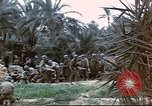 Image of 1st Division soldiers Africa, 1942, second 4 stock footage video 65675060792