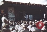 Image of 376th Bombardment Group briefing North Africa, 1943, second 3 stock footage video 65675060793