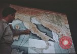 Image of 376th Bombardment Group briefing North Africa, 1943, second 6 stock footage video 65675060793