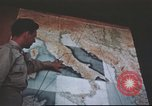 Image of 376th Bombardment Group briefing North Africa, 1943, second 7 stock footage video 65675060793