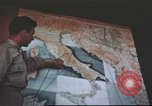 Image of 376th Bombardment Group briefing North Africa, 1943, second 8 stock footage video 65675060793
