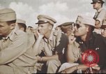 Image of 376th Bombardment Group briefing North Africa, 1943, second 11 stock footage video 65675060793