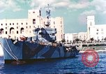 Image of Italian warships Taranto Italy, 1943, second 2 stock footage video 65675060815