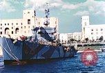 Image of Italian warships Taranto Italy, 1943, second 3 stock footage video 65675060815