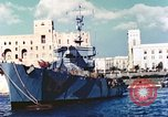 Image of Italian warships Taranto Italy, 1943, second 4 stock footage video 65675060815