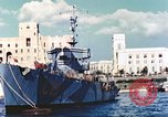 Image of Italian warships Taranto Italy, 1943, second 5 stock footage video 65675060815