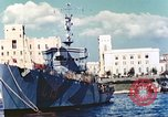 Image of Italian warships Taranto Italy, 1943, second 6 stock footage video 65675060815