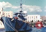 Image of Italian warships Taranto Italy, 1943, second 8 stock footage video 65675060815