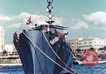 Image of Italian warships Taranto Italy, 1943, second 11 stock footage video 65675060815