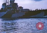 Image of Italian cruisers Taranto Italy, 1943, second 5 stock footage video 65675060818