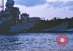 Image of Italian cruisers Taranto Italy, 1943, second 7 stock footage video 65675060818