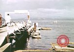 Image of Pan American California Clipper flying boat lands and docks Philippines, 1941, second 12 stock footage video 65675060830