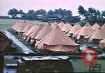 Image of U.S. Army bivouac deluged by rain in the Philippines Philippines, 1941, second 6 stock footage video 65675060835