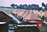 Image of U.S. Army bivouac deluged by rain in the Philippines Philippines, 1941, second 7 stock footage video 65675060835