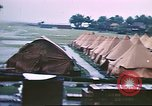 Image of U.S. Army bivouac deluged by rain in the Philippines Philippines, 1941, second 8 stock footage video 65675060835