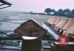 Image of U.S. Army bivouac deluged by rain in the Philippines Philippines, 1941, second 9 stock footage video 65675060835