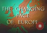 Image of Tourism in Europe after World War 2 Europe, 1950, second 12 stock footage video 65675060859