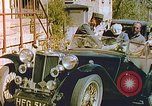 Image of Motor vehicles at border crossings Europe, 1950, second 6 stock footage video 65675060863