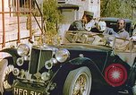 Image of Motor vehicles at border crossings Europe, 1950, second 7 stock footage video 65675060863