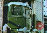 Image of New locomotive in Swiss factory Europe, 1952, second 1 stock footage video 65675060865