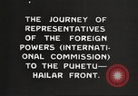 Image of Sino Soviet conflict Hailar China, 1930, second 7 stock footage video 65675060900