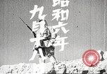 Image of Japanese troops Manchukuo China, 1938, second 3 stock footage video 65675060904