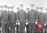 Image of US battleship Oklahoma Berehaven Ireland, 1918, second 1 stock footage video 65675060905