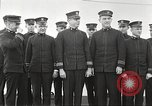 Image of US battleship Oklahoma Berehaven Ireland, 1918, second 5 stock footage video 65675060905