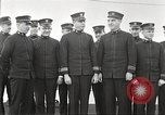 Image of US battleship Oklahoma Berehaven Ireland, 1918, second 9 stock footage video 65675060905