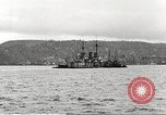 Image of Turkish warships Dardanelles Turkey, 1920, second 9 stock footage video 65675060914